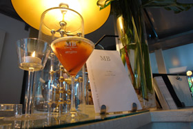 bar Maison Blache Saint Tropez
