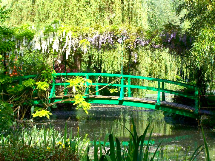Jardins de Monet 2 - Giverny