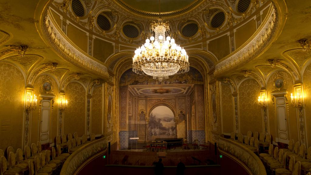 theatre fontainebleau