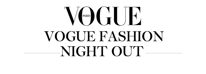 vogue night out