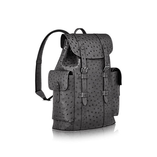 mochila-vuitton-christopher-autruche