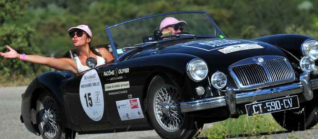 Rallye des Princesses 2017 – Para as Penelopes Charmosas